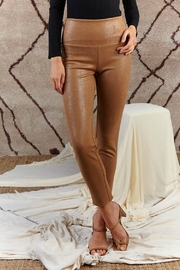 SAGE THE LABEL Stare' Mesto High Waisted Pant - Front cropped