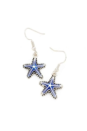 Wild Lilies Jewelry  Starfish Drop Earrings - Product Mini Image
