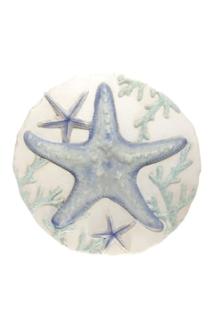Gift Craft Starfish Stepping Stone - Product List Image