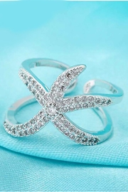 Sporty Girl Apparel  Starfish Sterling Silver - Product Mini Image