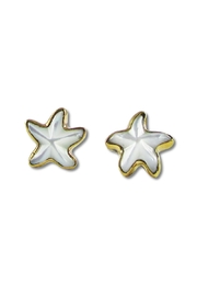 Joyas San Diego Starfish Stud Earrings - Product Mini Image