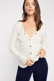 Free People Starlight Henley - Product Mini Image