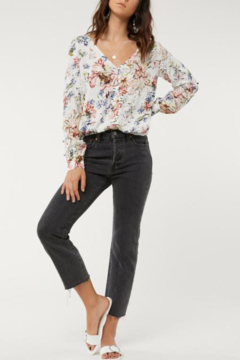 O'Neill Starling Floral Top - Product List Image