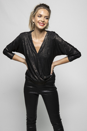 Bishop + Young Starpower Dolman Sleeve Top - Front cropped