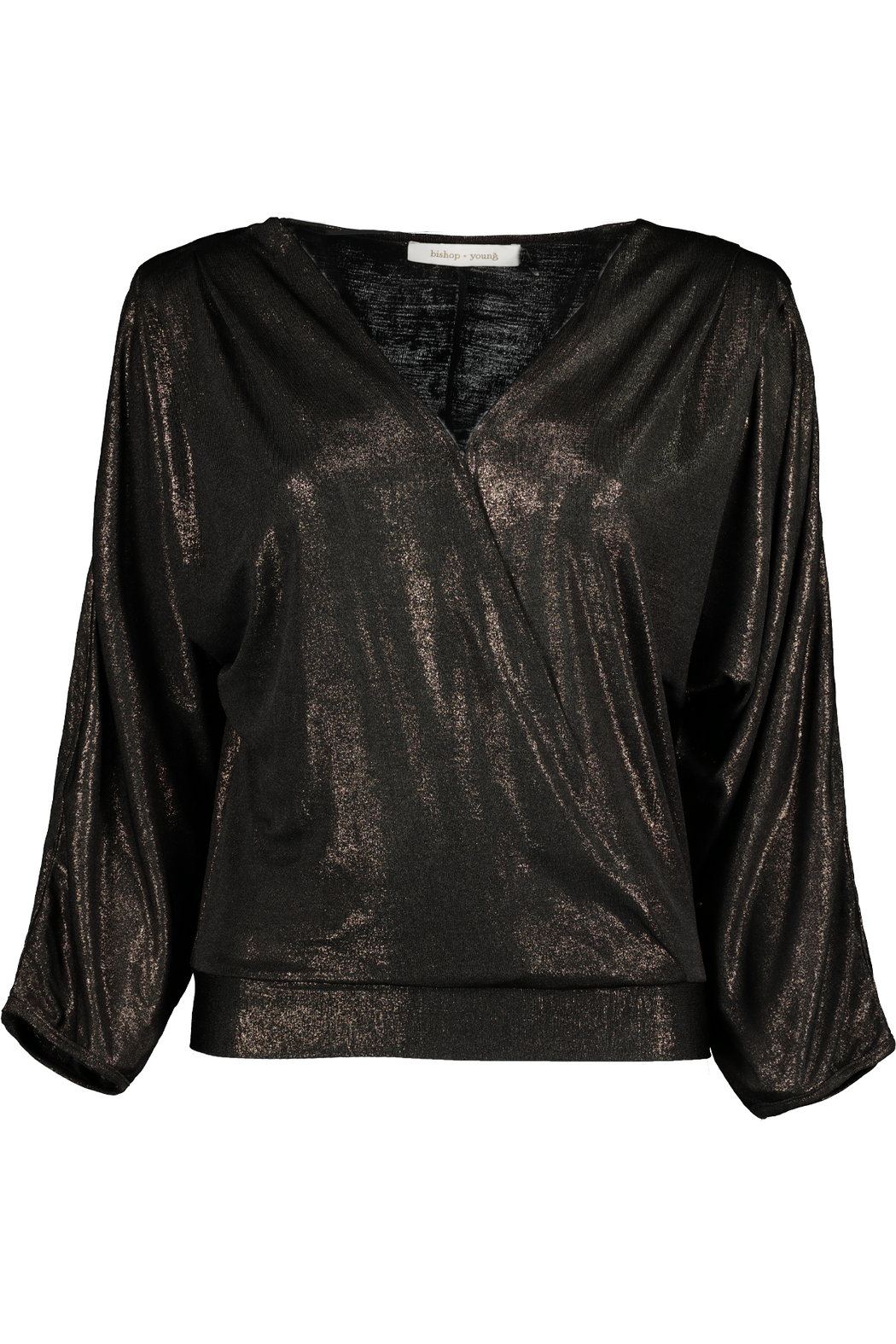Bishop + Young Starpower Dolman Sleeve Top - Front Full Image