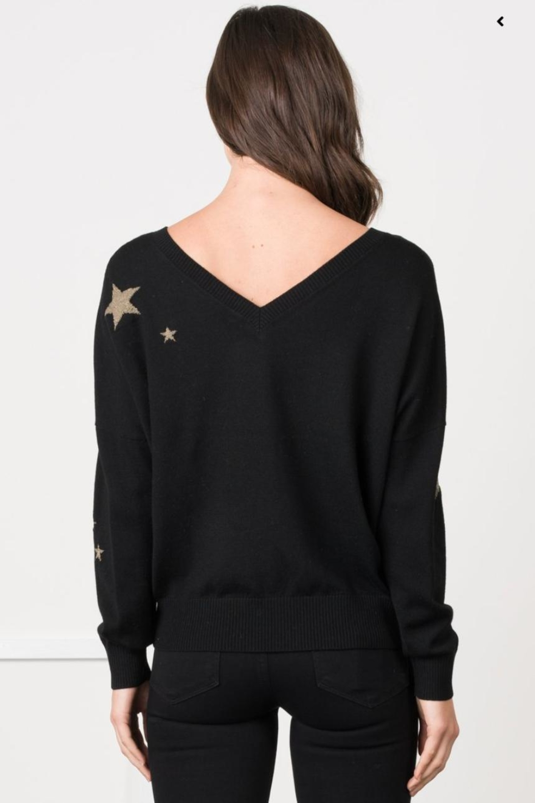 Margaret O'Leary Starry Double Vee - Front Full Image