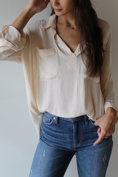 b76d8f536f1209 ... Free People Starry Dreams Blouse - Product List Image