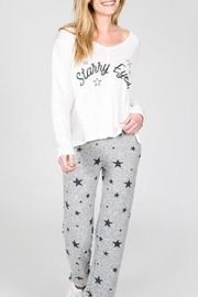 PJ Salvage Starry Eyed Top - Front cropped