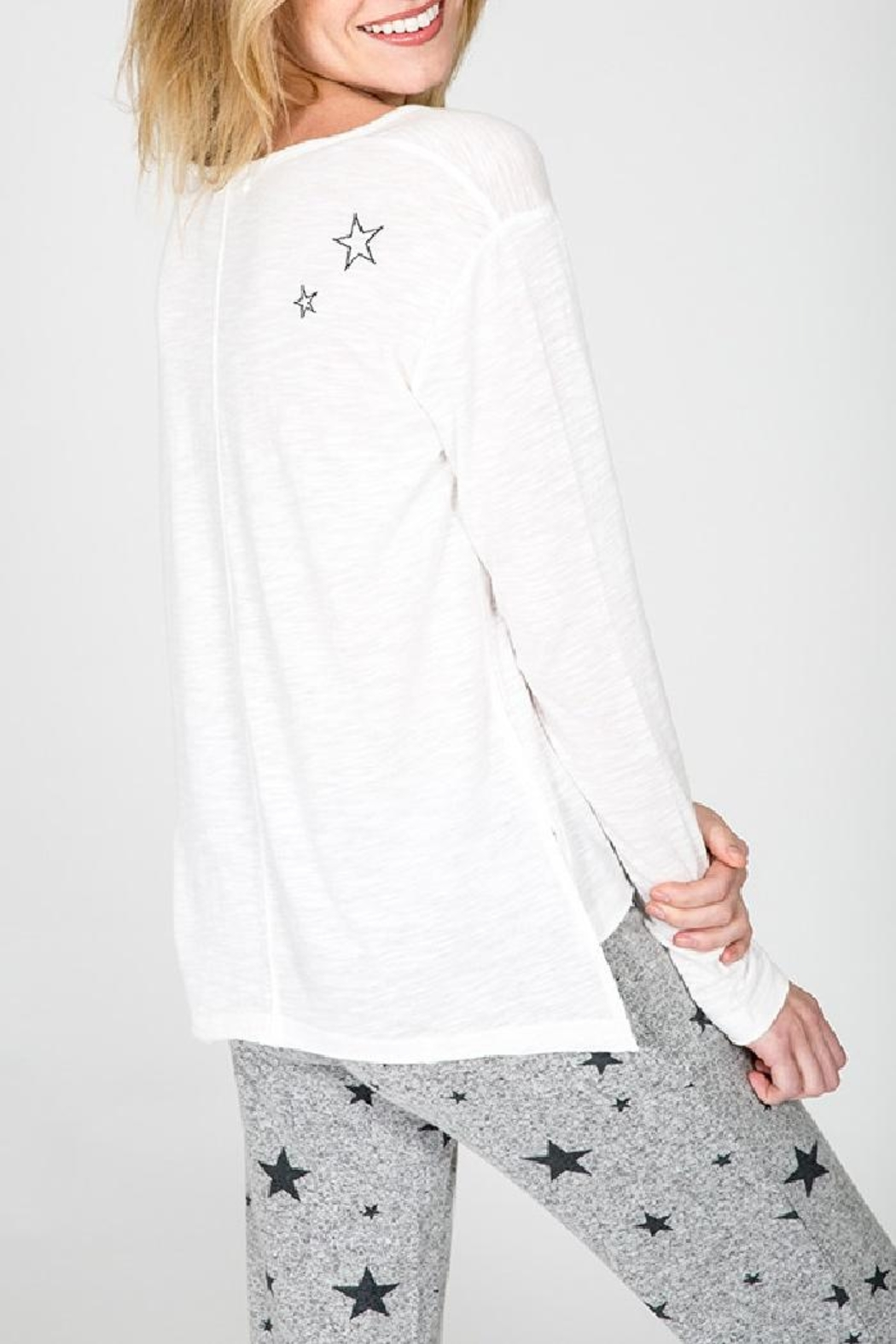 PJ Salvage Starry Eyed Top - Front Full Image