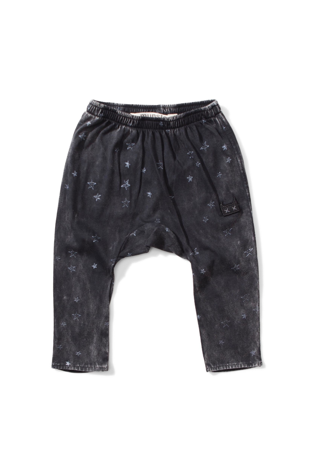 Mini Munster Starry Night Jogger - Front Cropped Image