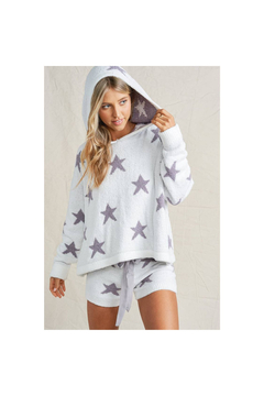 Shoptiques Product: STARRY NIGHT LOUNGE SWEATER