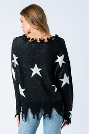 Wellmade Starry Nights Sweater - Product Mini Image