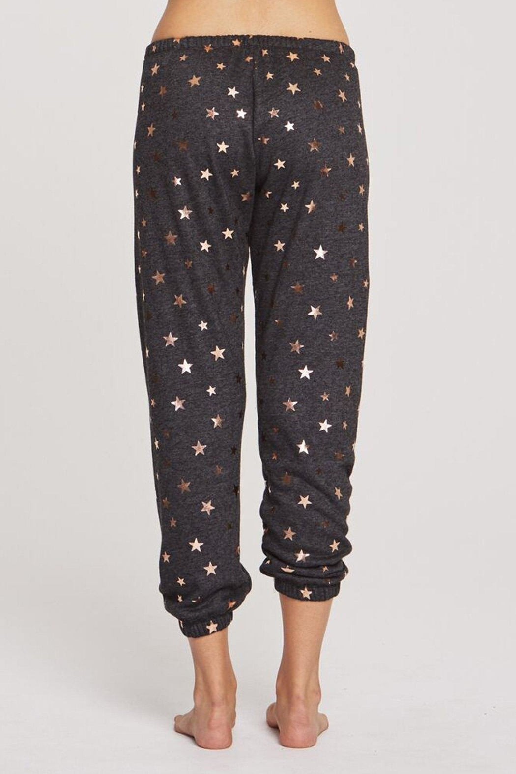 SPIRITUAL GANGSTER Starry Vibes Sweatpant - Front Full Image