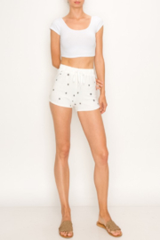 ENTI Stars Align Short - Front cropped