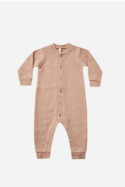 Rylee & Cru Stars Button Down Jumpsuit - Product Mini Image