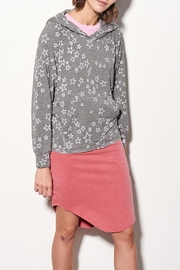 Sundry Stars Cropped Hoodie - Product Mini Image
