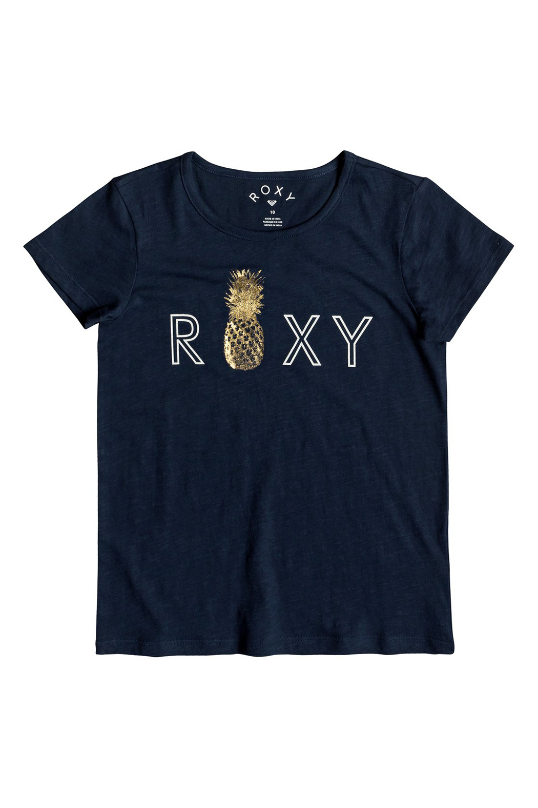 Roxy Stars Don't Shine Tee - Front Cropped Image