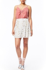 Lost + Wander Stars Lace-Up Skirt - Product Mini Image