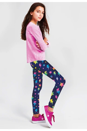 Iscream Stars & Lightning Leggings - Product Mini Image