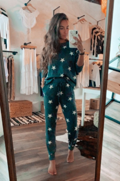 Fornia Stars LS & Jogger Lounge Set - Product List Image