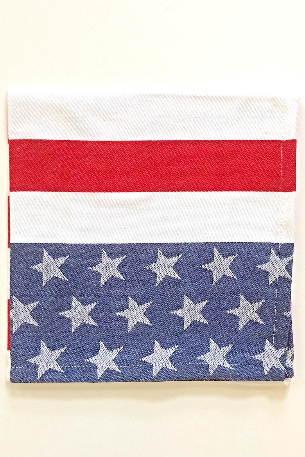 DII Design Imports Stars'nstripes Cloth Napkin - Front Cropped Image