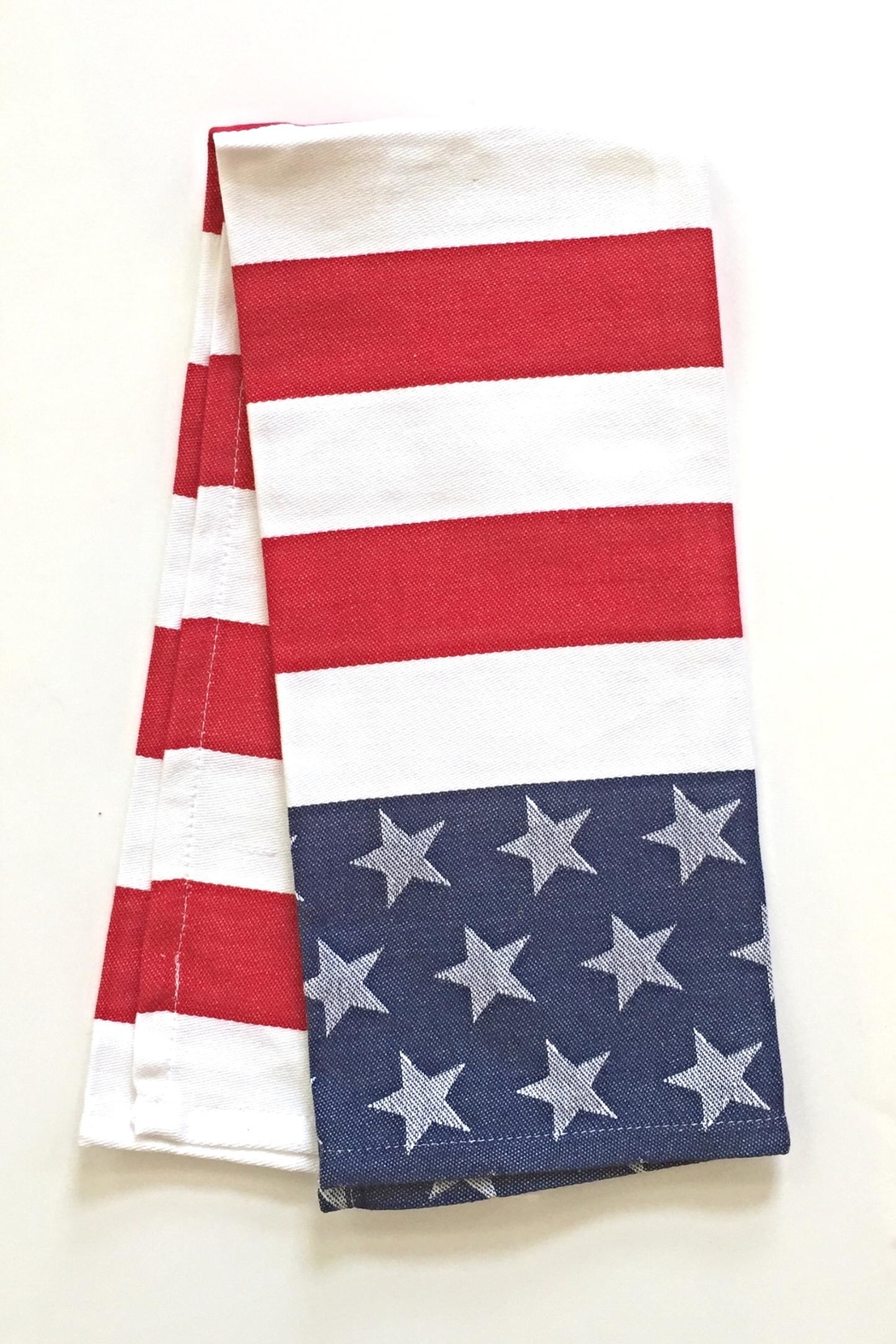 DII Design Imports Stars'nstripes Dishtowel - Front Cropped Image