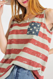 easel  Stars & Stripes - Front cropped
