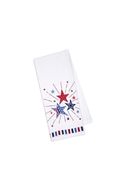 DII Design Imports Stars Teatowel - Front cropped