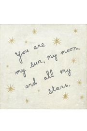 Sugarboo Designs Stars Wall Art - Front cropped