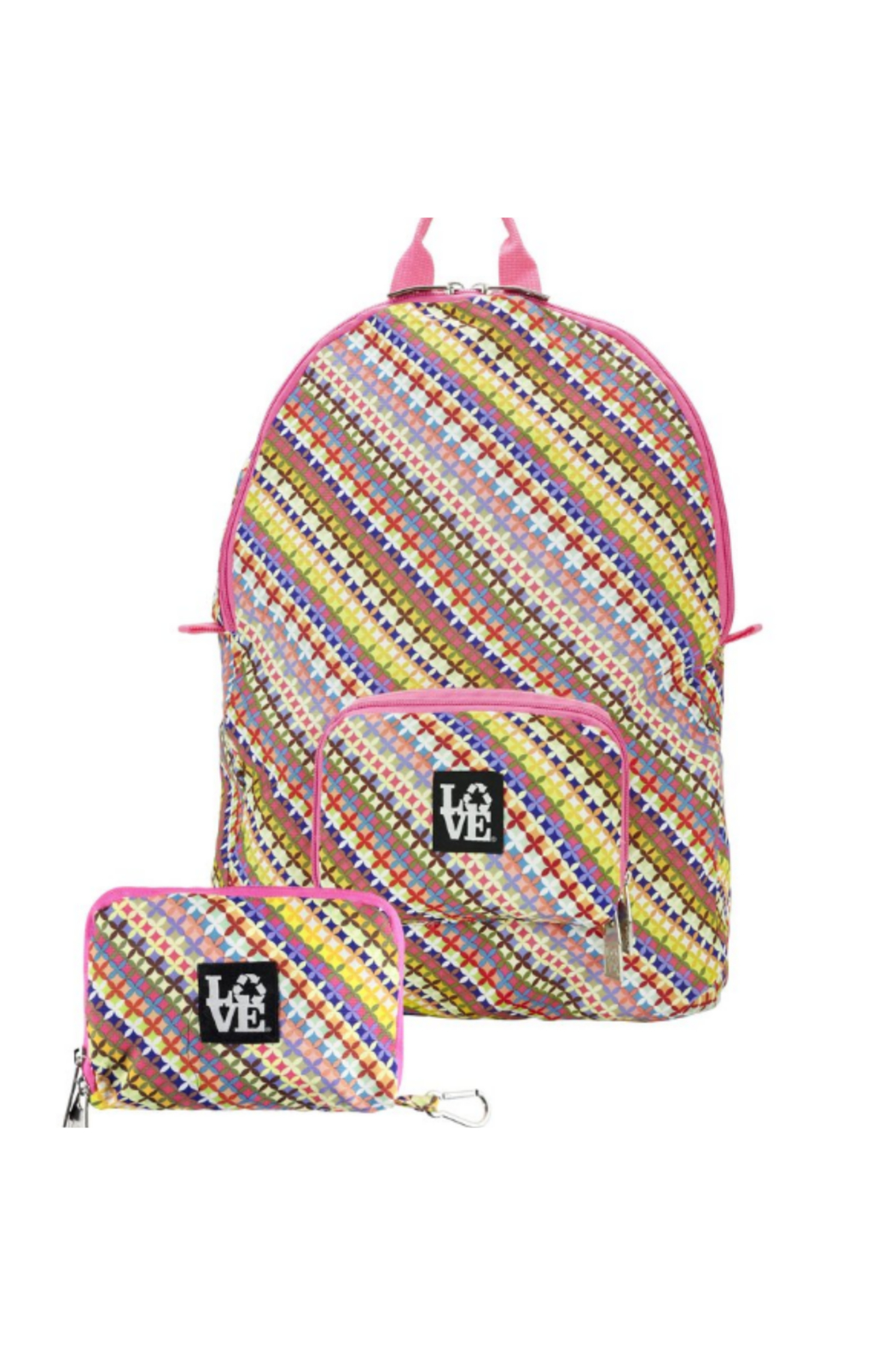 Love Bags STASH BACKPACK - Main Image