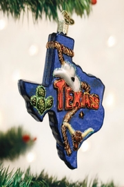 Old World Christmas State Of Texas - Product Mini Image