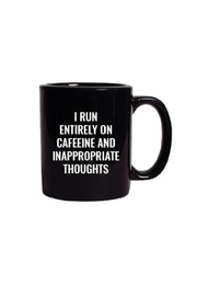 state of grace. Inappropriate Thoughts Mug - Product Mini Image