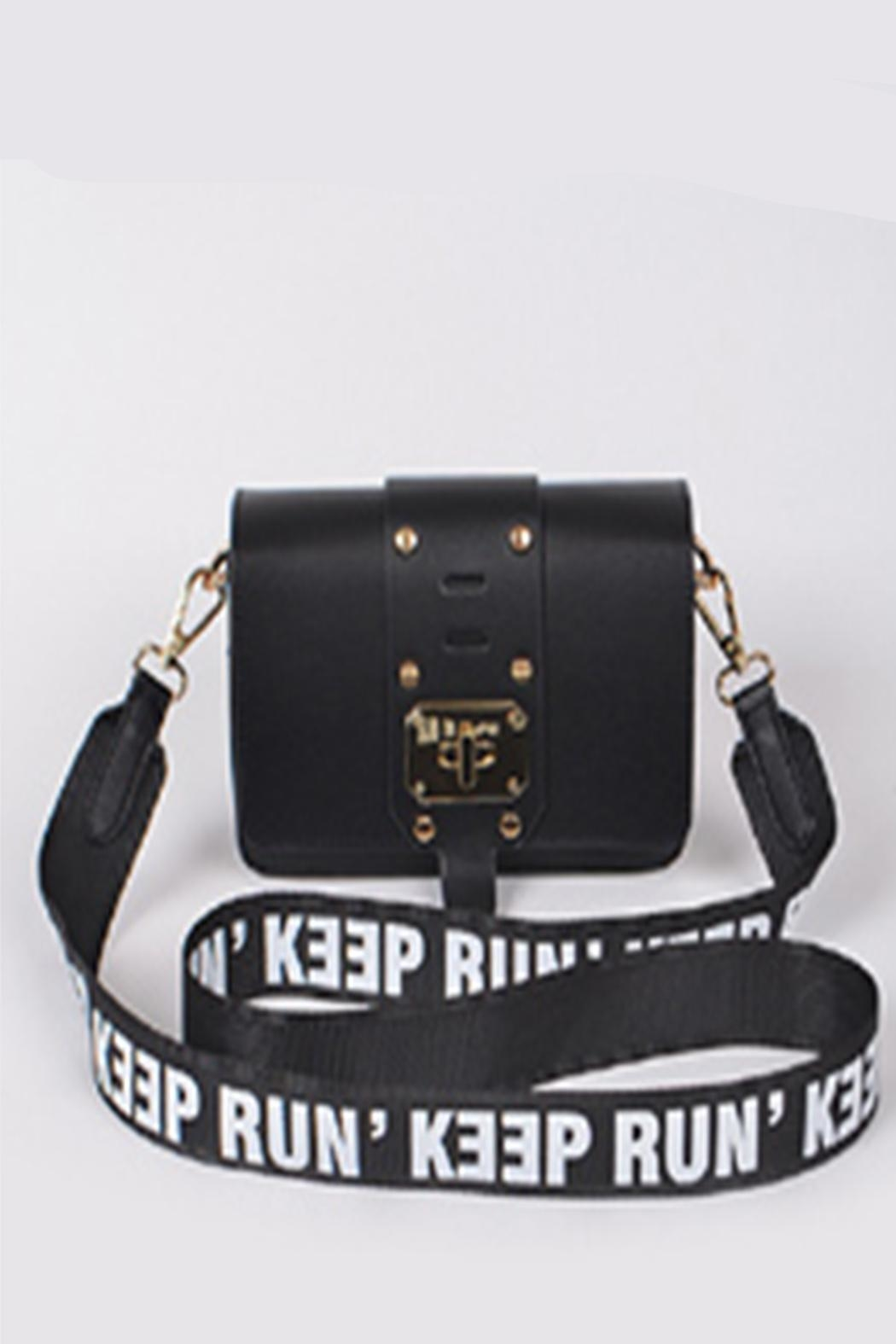 H & D Statement Bag - Front Cropped Image