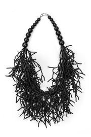 Lydell NYC Statement Bead Necklace - Product Mini Image