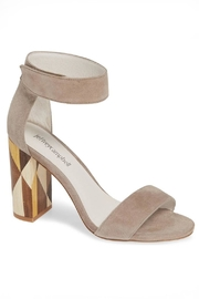 Jeffrey Campbell Statement Color-Block Pump - Front full body