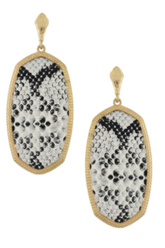 Bluebell Statement Earrings - Product List Image