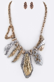 Nadya's Closet Statement Necklace Set - Product Mini Image