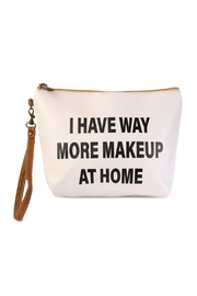 Riah Fashion Statement-Wristlet Cosmetic Bags - Product Mini Image