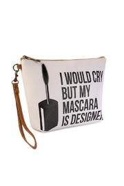 Riah Fashion Statement-Wristlet Cosmetic Bags - Front full body