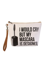 Riah Fashion Statement-Wristlet Cosmetic Bags - Front cropped
