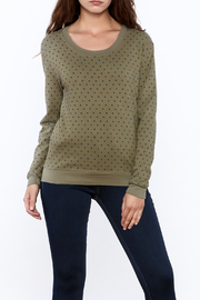 Stateside Army Hearts Sweatshirt - Product Mini Image