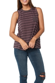 Stateside Painterly Stripe Tank - Product Mini Image