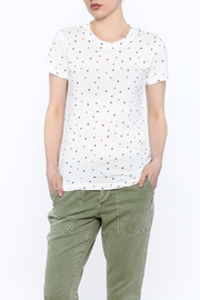 Stateside Polka Dot Tee - Product Mini Image