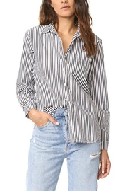 Stateside Striped Button Down - Product Mini Image