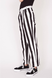 Obey Static Baggy Pant - Side cropped