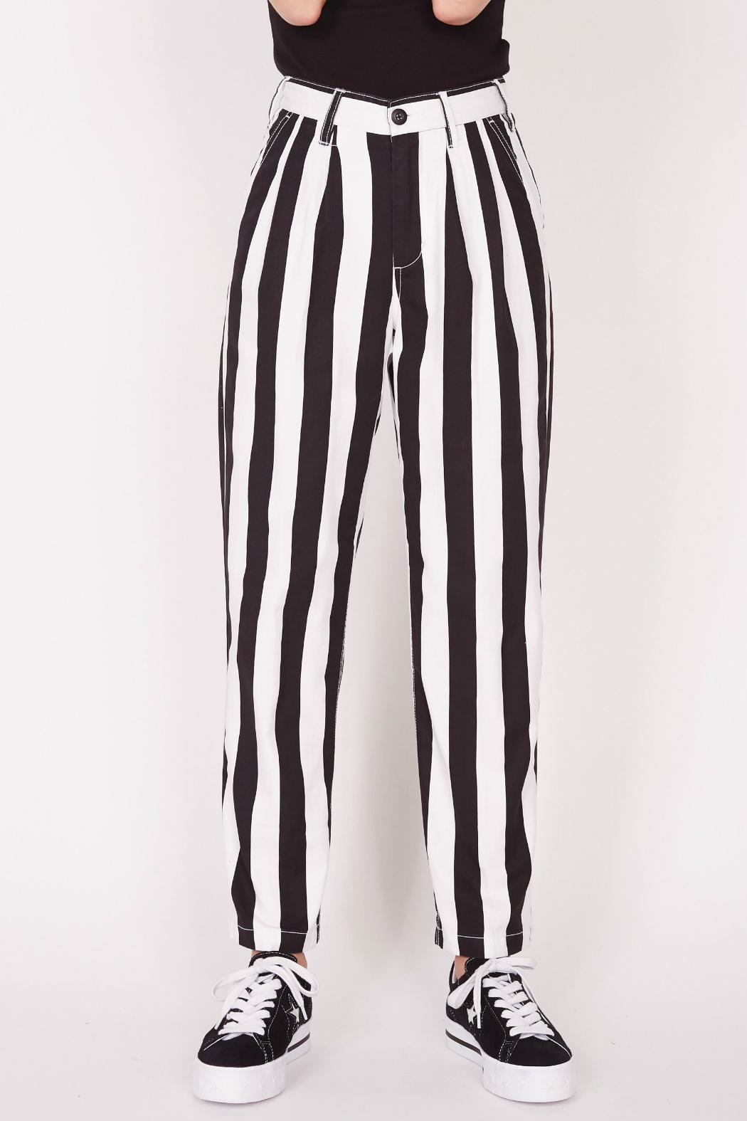 Obey Static Baggy Pant - Main Image