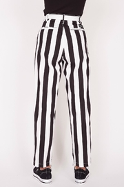 Obey Static Baggy Pant - Front full body