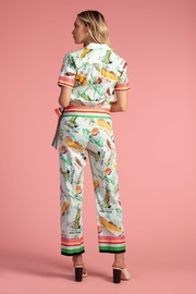 Trina Turk Statue Pant - Front full body