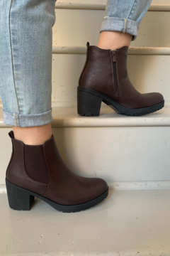 Shoptiques Product: Status Ankle Booties