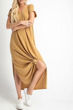 Shoptiques Product: Stay Golden Maxi
